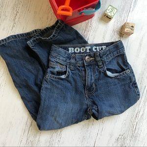 Gymboree denim jeans 4 slim